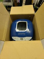 BREADMAN  Bread Maker Machine Model TR520 TR520X NOB Blue Without Manual