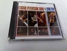 "OSCAR PETERSON TRIO ""+ONE"" CD 10 TRACKS CLARK TERRY RAY BROWN ED THIGPEN"