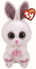 Ty Beanie Boos 36315 Slippers the White Rabbit Regular