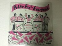 "MATT WASIELEWSKI  ""Polka Fun For Everyone""  NEW SEALED POLISH POLKA LP"