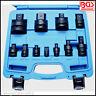 "BGS - 11 Pc Impact Adapter & Universal Joint Set - 1/4 to 1"" - Pro Range - 25140"