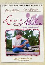Christian Movie Store -  Love Note - DVD - New Sealed