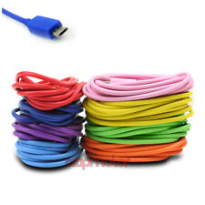 8-COLOR 3FT MICRO USB DATA SYNC CHARGER CABLE DROID HTC EVO ONE NEXUS 7 KINDLE