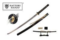 "39"" 1060 Carbon Steel Handmade Kill Bill Samurai Katana Bride's Sword Brand New"