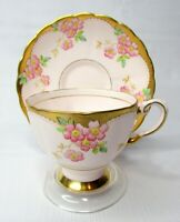 Tuscan Fine Bone China Tea Cup and Saucer Made in England