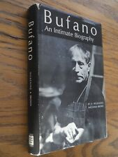 BUFANO AN INTIMATE BIOGRAPHY H. WILKENING SONIA BROWN