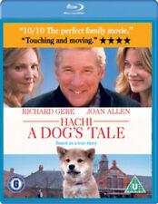 Hachi - a Dogs Tale Blu-ray DVD Region 2
