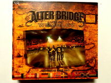 ALTER BRIDGE -  LIVE AT WEMBLEY - EUROPEAN TOUR 2011 -1 CD+2DVD  NUOVO SIGILLATO