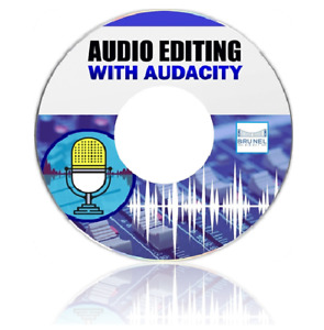 Learn Audacity in 1 hour, Training Videos, Tutorials Audio Editing + D/L Link