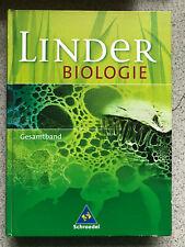 Buch, Linder Biologie, Schroedel Verlag