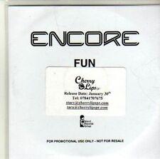 (CI959) Encore, Fun - DJ CD