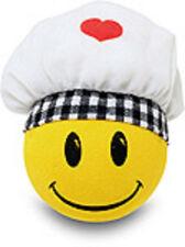 Happy Chef Antenna Ball Pencil Topper New