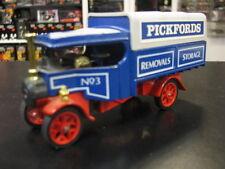 Matchbox Foden C-type Steam Wagon 1922 #Y27 Pickfords