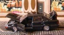AUDI V8 BERLINE NOIRE BLACK SCHABAK 1024 1/43 MADE IN GERMANY NEW SCHWARZ