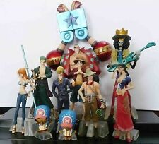 lot of 10 new One Piece The New World figures box set
