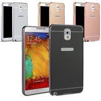 Coque Bumper Metal Samsung Galaxy Note 3 Etui Housse Anti Choc Miroir Lincivius®