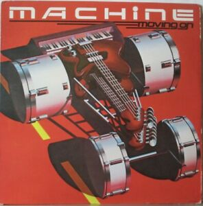 MACHINE - Moving On ~ VINYL LP US PRESS