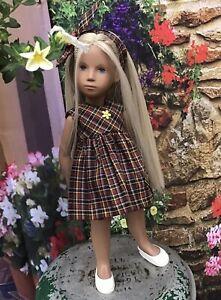Sasha Doll Reroot