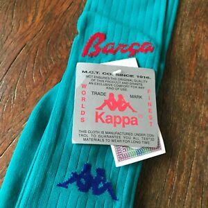 FC Barcelona 1994 Kappa socks away. Romario. Very Rare! NEW