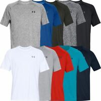 Under Armour 2019 UA HeatGear Tech 2.0 Short Sleeve Training Gym Sports T-Shirt