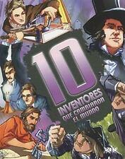 10 Inventores que cambiaron el mundo / 10 Inventors Who Changed the-ExLibrary