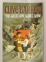 The Great and Secret Show by Barker, Clive 000223453X The Fast Free Shipping