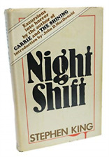 King Stephen-Night Shift (US IMPORT) HBOOK NEW