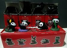 Skelanimals vinyl blind box: kit Dax Marcy chungkee 2008 Toynami limited new