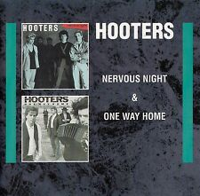 HOOTERS : NERVOUS NIGHT + ONE WAY HOME / 2 CD-SET - TOP-ZUSTAND