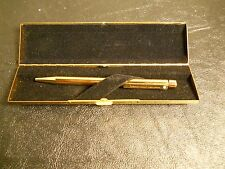 Sheaffer Vintage Targe Imperial Brass #1020 Ball Point Pen-brass box