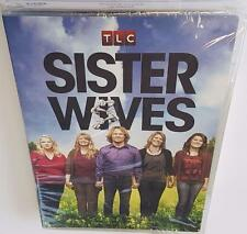 SISTER WIVES COMPLETE SEASON 1 BRAND NEW SEALED R1 DVD REAL BIG LOVE