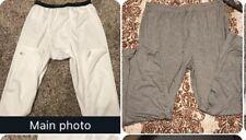 Mens Lot Xl Champion White Long John Leggings And Xl Pj Gray Pants Mens Apt 9