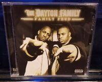 The Dayton Family - Family Fued CD insane clown posse esham icp twiztid juggalo