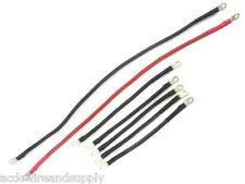 4 Awg HD Golf Cart Battery Cable 7 pc Set  E-Z-GO 94 & UP U.S.A MADE