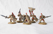 Warhammer 40k Custodion Guard Squad Set/5Talons of the Emperor Custom by Pizzazz