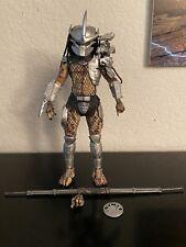 "Neca Enforcer Predator Dark Horse 7"" Figure SINGLE CARD Complete Loose READ DISC"