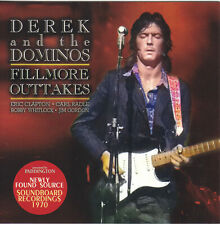 Derek & The Dominos/ Fillmore Outtakes / 1CD / Brand new & Sealed!
