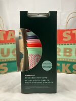 New Starbucks Color Changing Christmas Hot Cups 2020 Cane Design