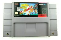 Frantic Flea (Super Nintendo SNES) Authentic Cartridge Only Tested Fast Ship
