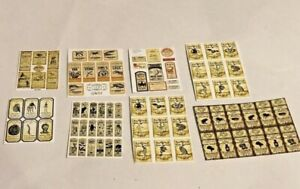 MIXED LOT OF POTIONS LABELS   FOR A 1/12 SCALE DOLLS HOUSE