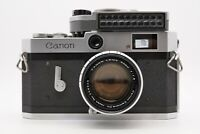 [Near MINT++] Canon P Populaire Rangefinder Camera Body 50mm f1.8 Lens Japan