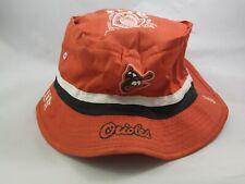 Baltimore Orioles MLB Miller Lite Hat Orange Bucket Cap