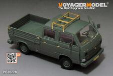Voyager PE35778 1/35Morden German T3 Transporter Trucks (For TAKOM 2014)
