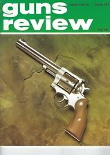 GUNS REVIEW - THREE ISSUES FROM 1981 (10 - 12)
