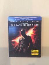 The Dark Knight Rises Blu-ray DVD Ulta Violet Combo