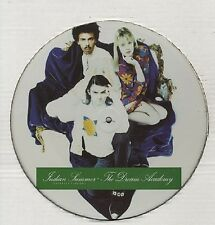 """Dream Academy Indian Summer 2 mixes Uk PICTURE DISC 12"""""""