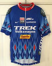 Ciclismo Jersey Top Nike ACG Trek Shimano Rock Shox VOLKSWAGEN Taglia Media