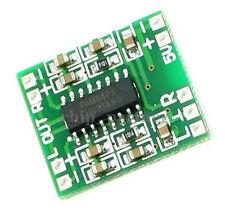 1Pc 2.5-5V 2X3W PAM8403 Mini Audio Class D amplifier board output 3W + 3W module