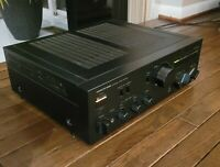 RARE! Onkyo A-8057 Integrated Stereo Power Amplifier w/Phono MM/MC