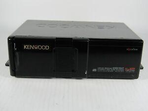 VINTAGE Old School Kenwood eXcelon KDC-CPS81 CD Auto Changer 10 Disc Cd Changer